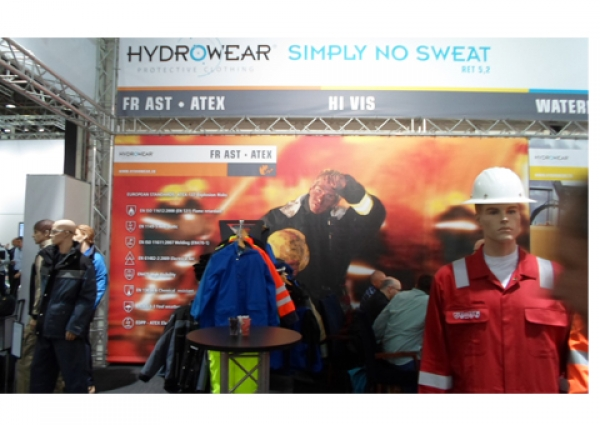 งาน A+A safety at Germany
